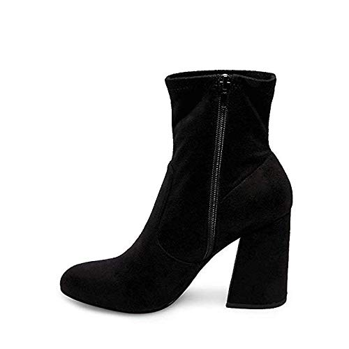 Black Bootie Us 8 5 Expert Madden Women's Dress Steve vxI4qOtwc
