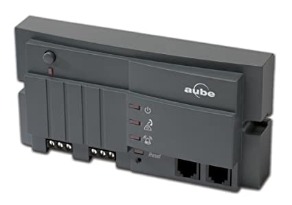 Aube por Honeywell CT240 – 01/U Teléfono termostato controlador de bajo voltaje