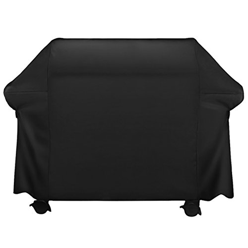 VicTsing Grill Cover, 64-Inch Waterproof Heavy Duty Gas BBQ Grill Cover for Weber, Holland, JennAir, Brinkmann and Char Broil