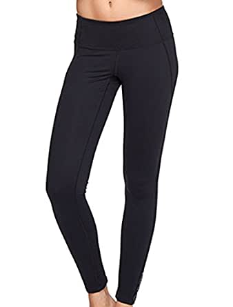 Body Glove 29002680 Womens Lady Long Legs Legging, Black-S/P