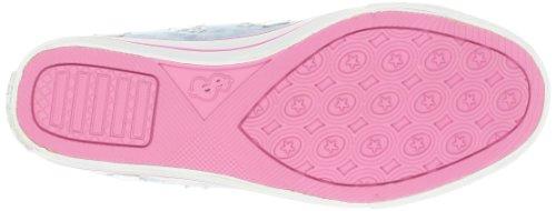Skechers - Zapatillas de deporte de tela para mujer Azul (Blau (Dnpk))