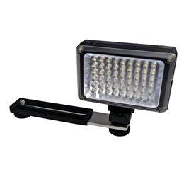 【まとめ 4セット】 LPL LEDライトVL-540CBII(ブラック) L26881A   B07KNSKZB3