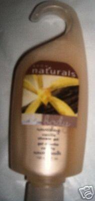 Avon Naturals Shower Bath Gel Vanilla