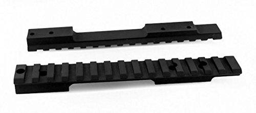 (EGW HD Remington 700, 722, 40x Short Action 0 MOA Picatinny Rail Scope Mount)