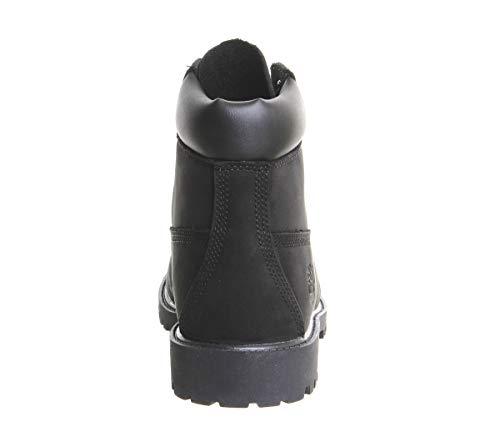Unisexe Taille Premium nubuck Timberland Bottines Classiques 35 Enfants Noir UwqRXpxt