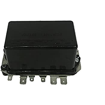 Amazon Db Electrical Glu6002 Voltage Regulator Ford Tractor. 12v Voltage Regulator Fordnew Holland 2000 3000 4000 5000 International B354 B364 Payloader H50b H65b C7nn10505b 105e10505c 71ab10505ba. Ford. Wiring Diagram Ford 10505a Voltage Regulator At Scoala.co