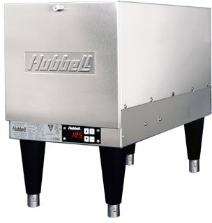 Hubbell 6 Gallon Booster Heater, 18.0 kW, 240V, 1 Phase Model -