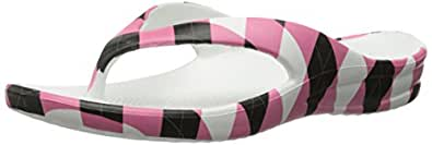 DAWGS Womens Loudmouth Flips Loudmouth Beach Arch Support Size: 5 US / 5 AU