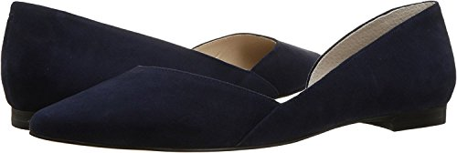 Toe Deep Baltic Pointed Sunny4 Women's Flat LTD Marc Suede Fisher qwXA0FU