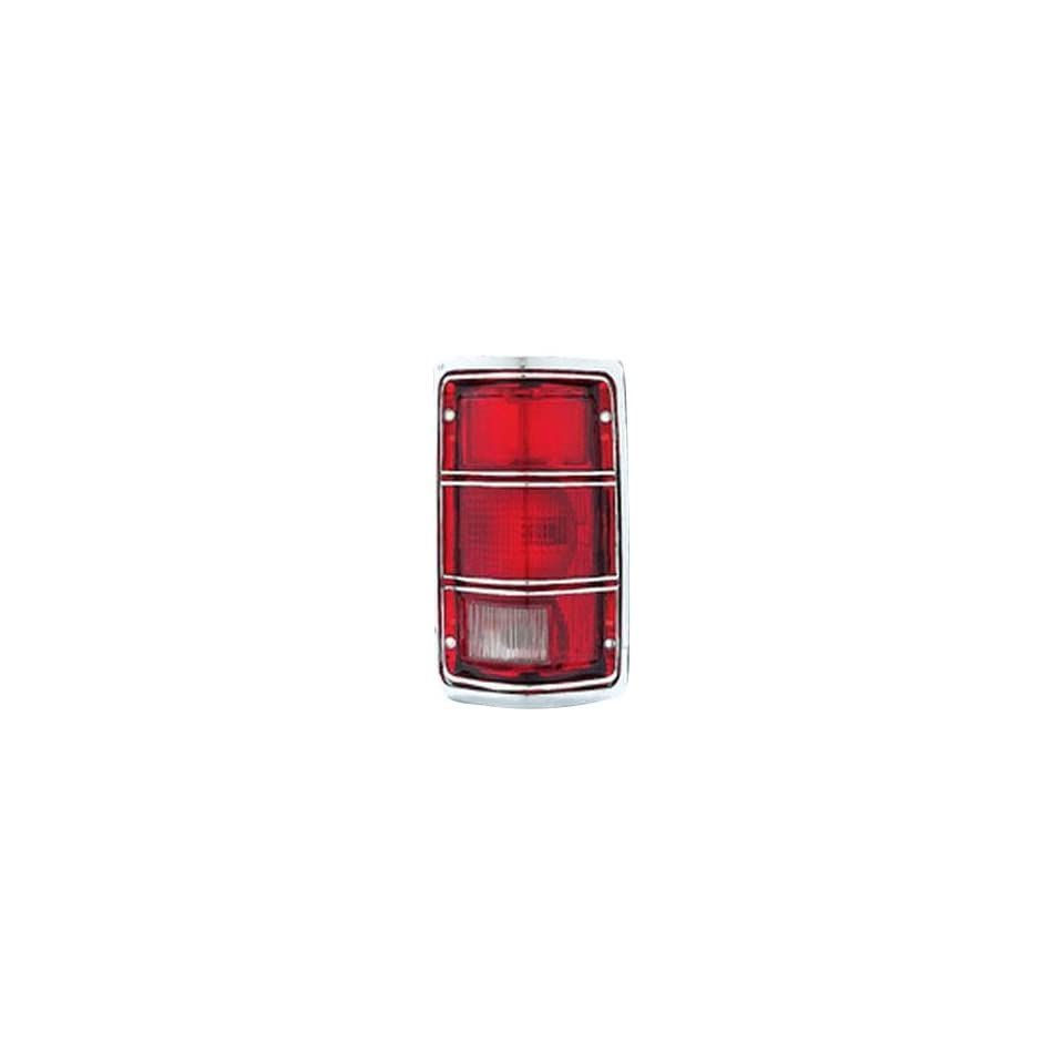 OE Replacement Dodge Dakota Passenger Side Taillight Assembly (Partslink Number CH2801123)