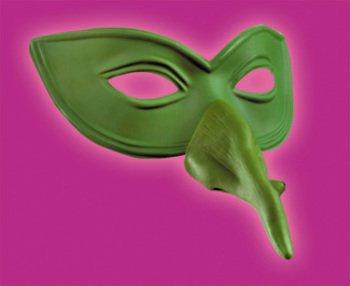 [WMU - Witch Nose Eye Mask - Standard] (Witch Nose)