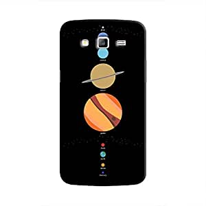 Cover It Up - School Project Planets Galaxy J7 Hard Case