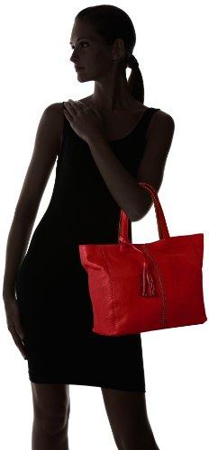 Loxwood Parisien Mm - Shopper para mujer Red Tan