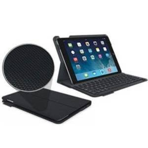 Logitech 920-006909 Keyboard/Cover Case for iPad Air - Black - Bump Resistant Interior, Ding Resistant Interior, Damage Resistant Interior - Fabric