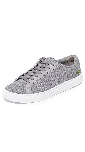 12 Sneaker 12 3 L Gray Lacoste 317 Men's xwPYBqtFnt