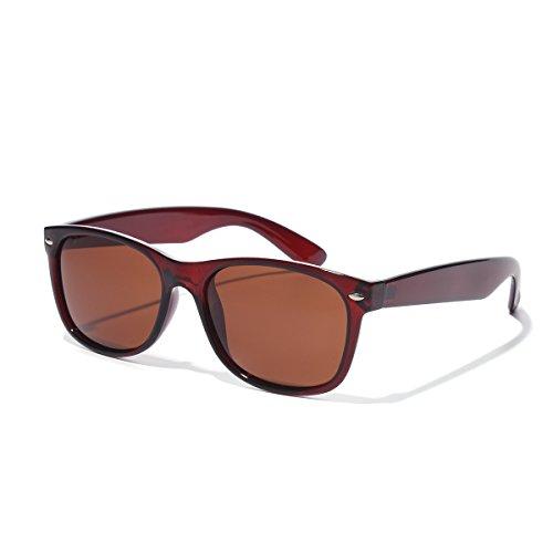 Hippih Classic Polarized Wayfarer Sunglasses