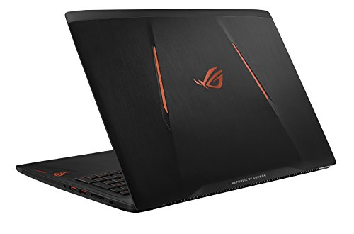 ASUS ROG STRIX 15.6-inch G-SYNC VR Ready Core i7 2.6GHz Thin and Light Gaming Laptop [GL502VM] GeForce GTX 1060, 16GB...