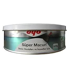 Dyo Süper Macun Ahşap Doğrama Macunu 6 Kg