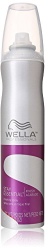Wella Stay Essential Finishing Spray for Unisex, 9 Ounce