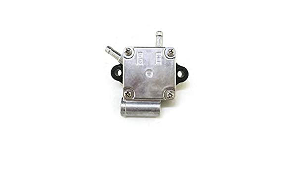 6AH-24410-00 Fuel Pump for Yamaha Outboard 4-Stroke F20 F15C 20HP Outboard Motor
