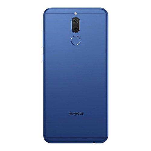 Huawei Nova 2i (RNE-L02) 4GB / 64GB 5.9-inches Factory Unlocked - International Stock No Warranty (Aurora Blue)