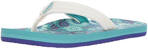 Reef Girls' Little AHI Sandal, Frozen, 3/4 M US Toddler ()