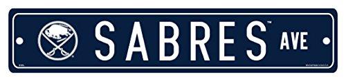 Buffalo Sabres Street Sign - WinCraft NHL Buffalo Sabres Street Sign