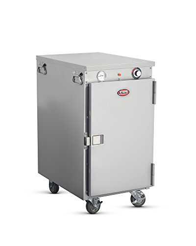 Food Warming Equipment HLC-8 Radiant Heated Holding Cabinet with Steam Table Pans, (Warming Equipment Steam Tables)