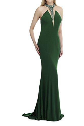 Missdressy - Vestido - para mujer Jaegergruen