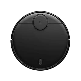 Mi Robot Vacuum-Mop P, 2100 Pa Strong Suction Robotic Floor Cleaner with 2 in 1 Mopping and Vacuum, Intelligent floor…