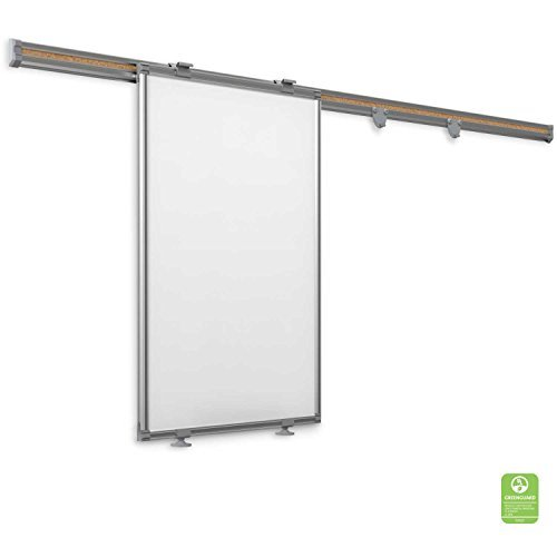 (Whiteboard Track System - Additional Hanging Panel Only)