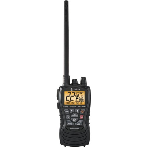 Handheld Radio Dual (Cobra MR HH450 Dual All-Terrain-Radio)