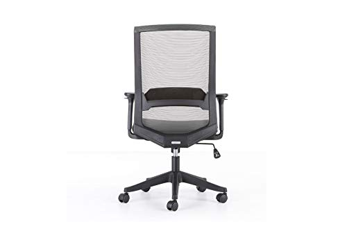 Motostuhl Lambo Ergonomic Chair with Adjustable Armrests