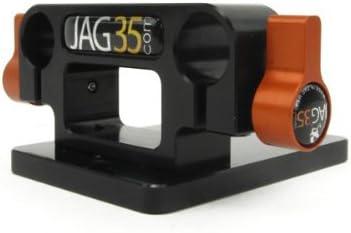 Jag35 TPLPRO Tripod Plate Pro Black//Orange