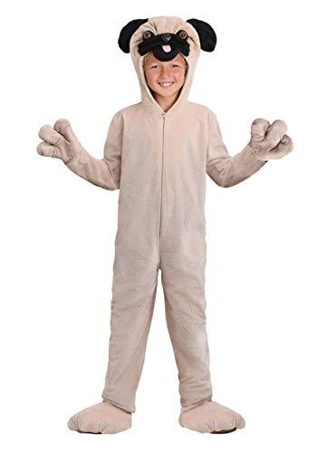 Pug Costumes - Kids Pug Costume