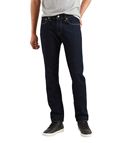 28w Blu Uomo Jeans Fit Levi's 511 95977 30l prewashed Slim 2922 IXxwgzg7