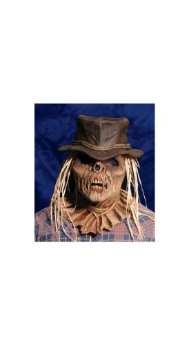 Zombie Scarecrow Mask (Zombie Scarecrow Adult Mask)