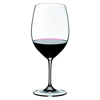 Riedel VINUM Bordeaux/Merlot/Cabernet Wine Glasses, Pay for 6 get 8