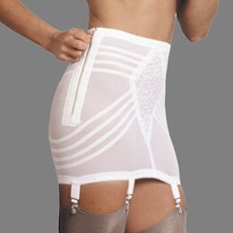 RAGO Style 1361 - Open Bottom Girdle Firm Shaping