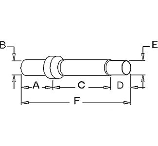 Ford New Holland Adapter Pipe Part No: A-C3NN5255B