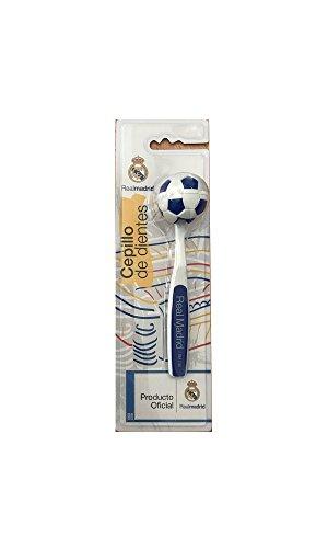 Cepillo de dientes infantil Real Madrid (Producto Oficial): Amazon.es: Deportes y aire libre