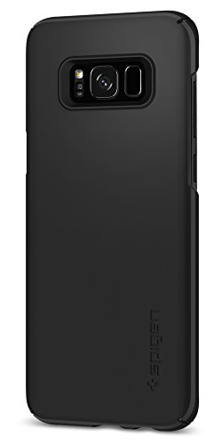 Spigen Thin Fit Galaxy S8 Plus Case with SF Coated Non Slip...