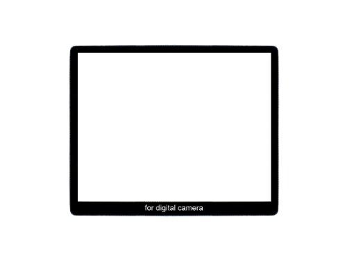 Photo Plus LCD Screen Guard (Glass) for Canon EOS 7D