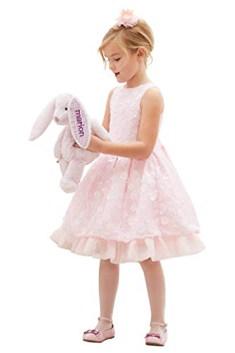 Chasing Fireflies Girls Shower of Flowers Dress Light -