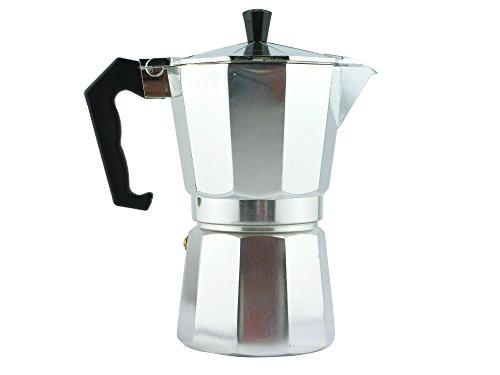 Italian Coffee Maker Aluminum : Aluminum Stovetop Italian Espresso Maker Moka Pot, 6 Cup Capacity 11street Malaysia - Coffee ...