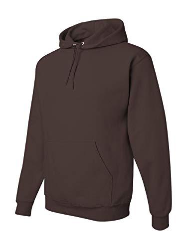 Jerzees Men's NuBlend Hooded Pullover Sweatshirt, Large, ()