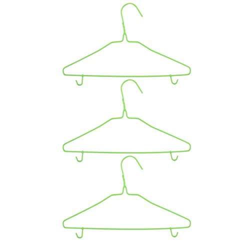 uxcell Plastic Family Hotel Clothes Underwear Shirt Socks Ho