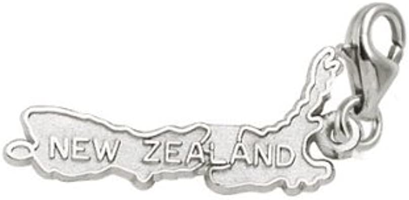 Rembrandt Charms New Zealand Charm with Lobster Clasp