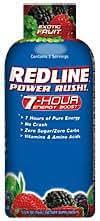 Redline Power Rush- fruit punch 12pk- 2.5oz