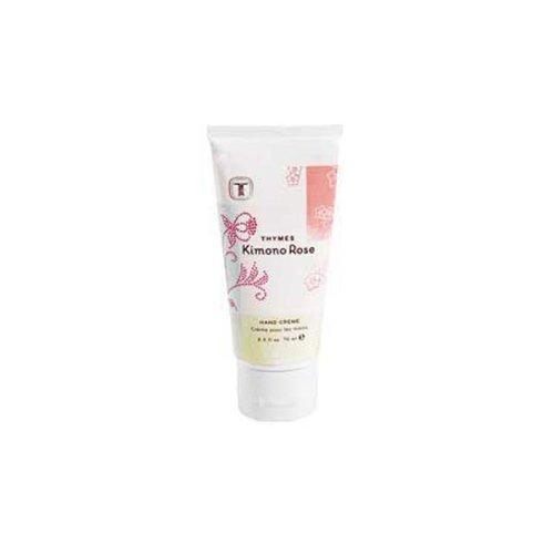 Thymes Hand Creme Kimono Rose, 2.5 oz Tube 0620340100